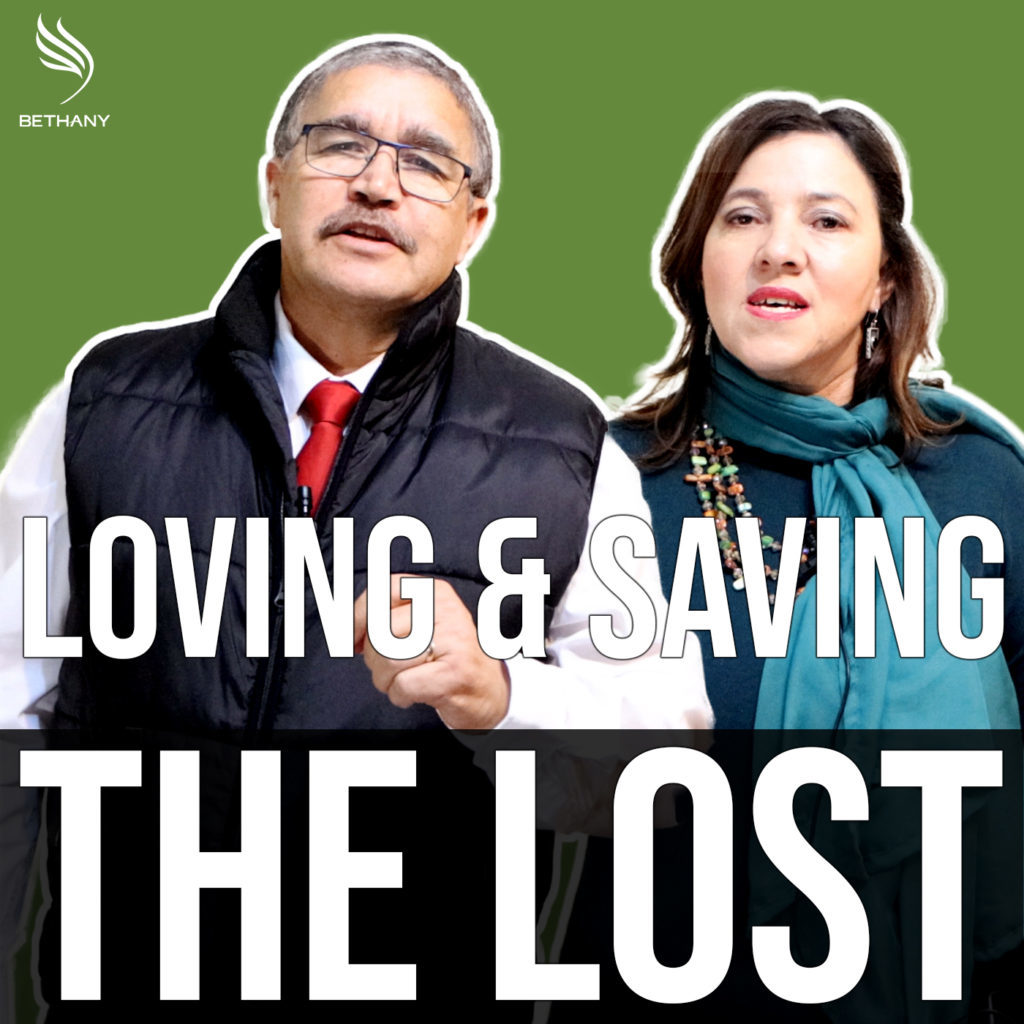 Loving and Saving The Lost